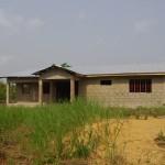 AIM Mädchenschutzhaus Rohbau 2010